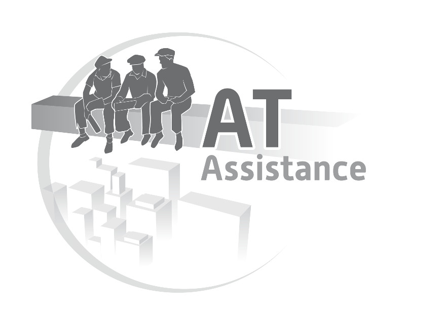 Logo de la société AT ASSISTANCE, Courtiers en assurances